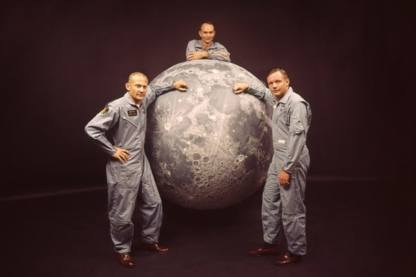 Why the 50th Anniversary of Apollo 11 Is So Special to Me