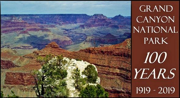 Happy Centennial, Grand Canyon!