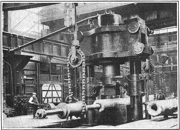 Advanced Gun Technology, 1915