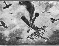 Aerial Combat, 1916