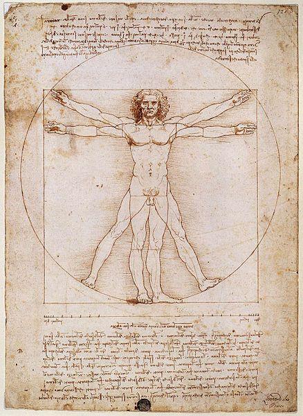 Vitruvian Geology Leonardo Da Vinci And The Realistic Depiction Of