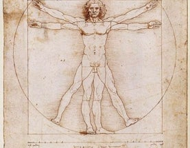 Vitruvian Geology – Leonardo da Vinci and the Realistic Depiction of the Earth's Surface