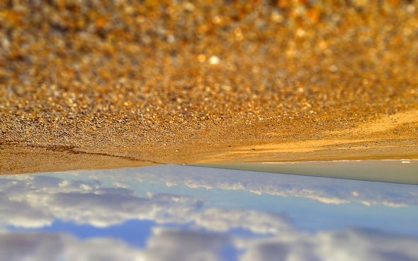 2.7-Billion-Year-Old Bubbles, Raindrops and Mitochondria