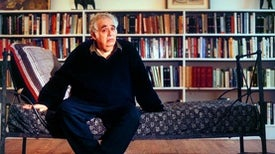 How Harold Bloom, the Late Literary Critic, Helped Me Write The End of Science