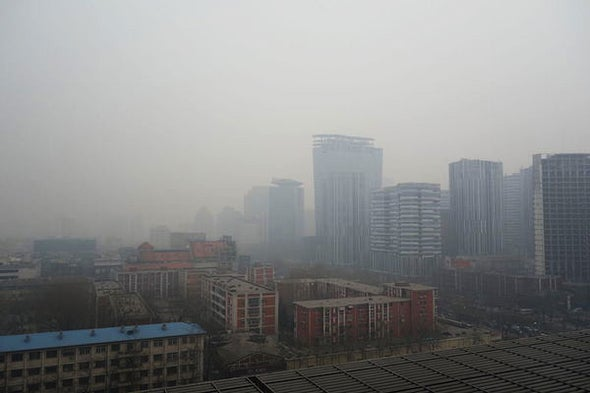 A One–Two Punch to Tackle China's Air Pollution Problems