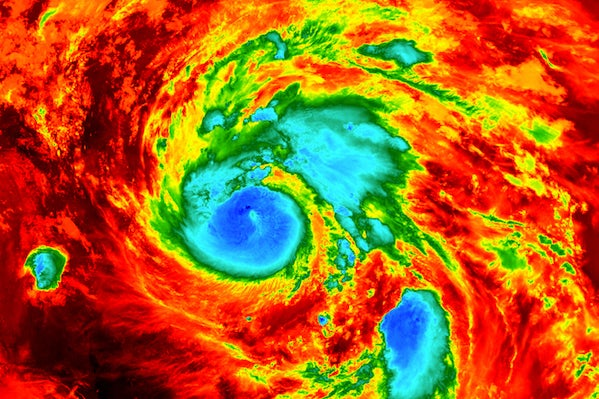What We Know about the Climate Change–Hurricane Connection