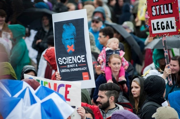 How to Reverse the Assault on Science