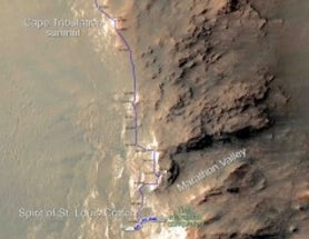 After a Martian Marathon, NASA's Opportunity Rover Faces Uncertain Future