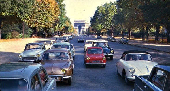 Une Journée Sans Voiture – Paris Will Go Car-Free in September