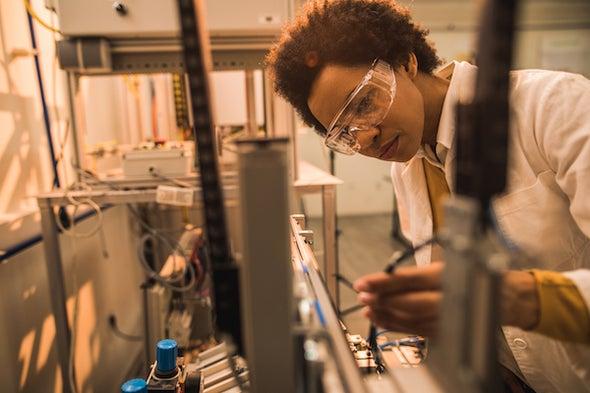 Racial and Ethnic Disparities in NIH Funding