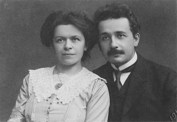 The Forgotten Life of Einstein's First Wife