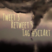 The 2016 SciArt Tweet Storm--by the Numbers