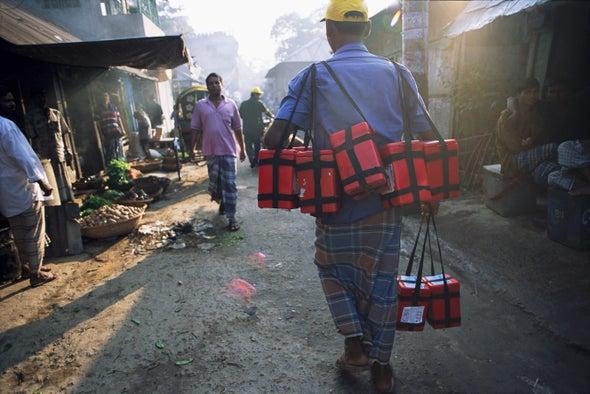 How Human Innovation Shapes Global Health