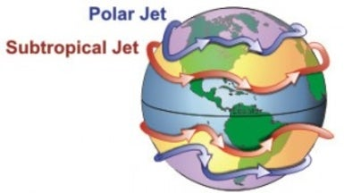 Flip-Flop Summer Caused by Strange Jet Stream
