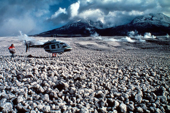 37 Years Ago, America's Relationship with Volcanoes Changed Forever