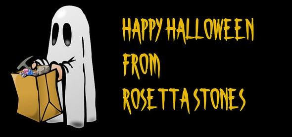 Your Halloween Geo Grab Bag