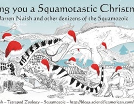 A Squamotastic Christmas at Tet Zoo