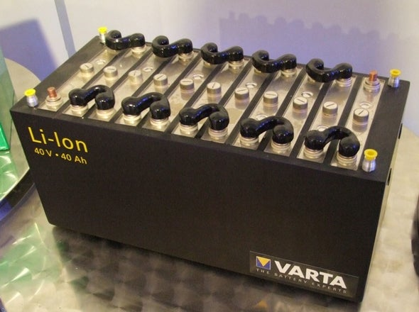 A New Way to Recycle Batteries Uses Half the Energy