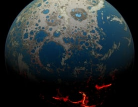 Earlier Origin of Life Raises Major Planetary Puzzles
