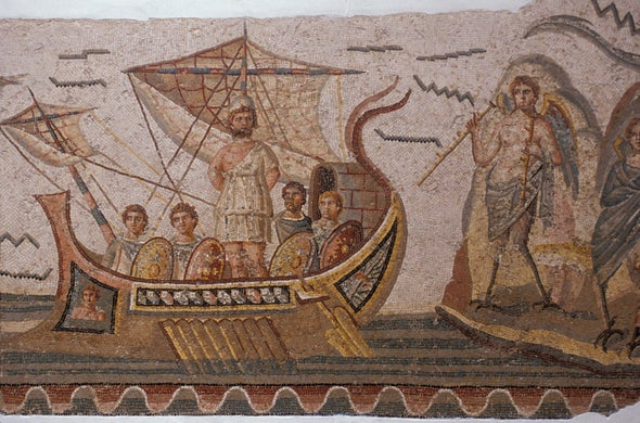 Traveling with Odysseus