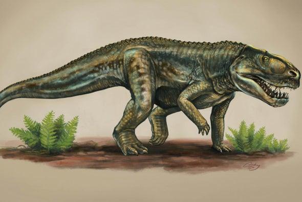 Paleo Profile: Hayden's Rattlesnake Demon