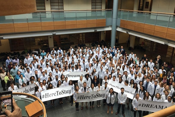 Why One Med School Embraces DACA Students