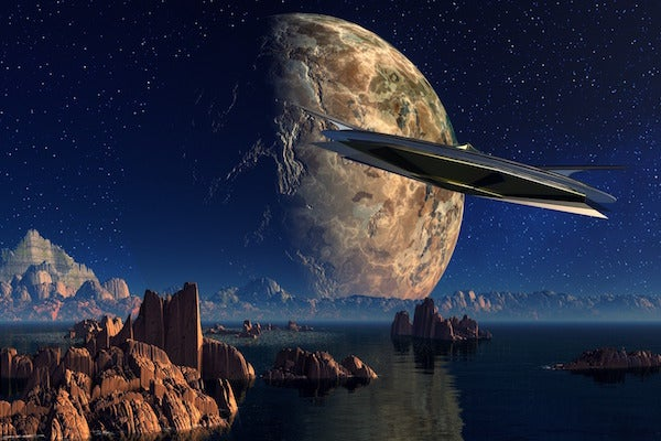 Science fiction foto 32