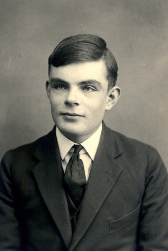 How Alan Turing Invented the Computer Age