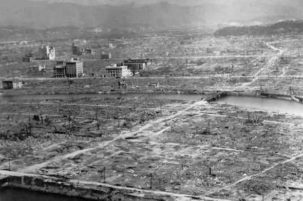 Twins of the Apocalypse: What Hiroshima and the Climate Threat Have in Common [Excerpt]