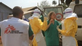 Ebola – the World's Katrina