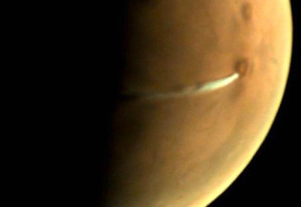 A Martian Tail