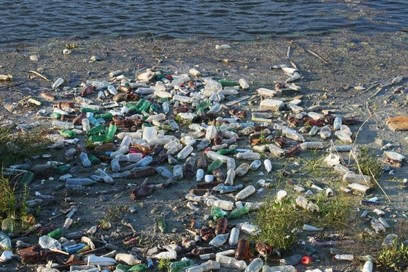 Science on the Hill: Solving the Plastic Waste Problem