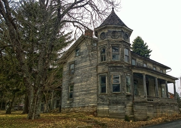 Why Are Victorian Houses Haunted Scientific American Blog Network