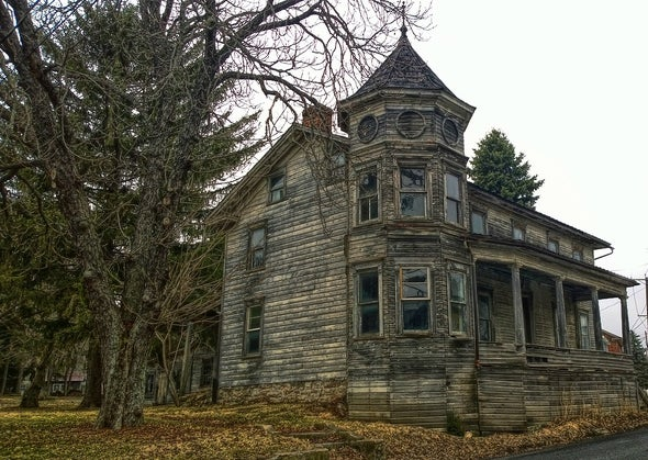 Why are Victorian Houses Haunted?