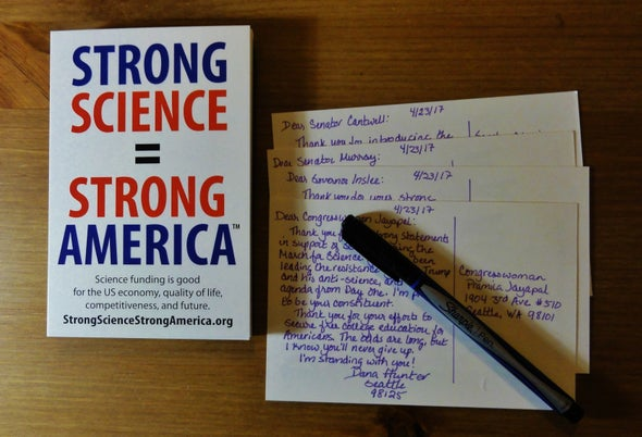 One Simple but Effective Action You Can Take for American Science--Today