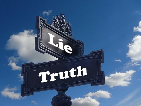 """The Meaning of Scientific """"Truth"""" in the Presidential Election"""