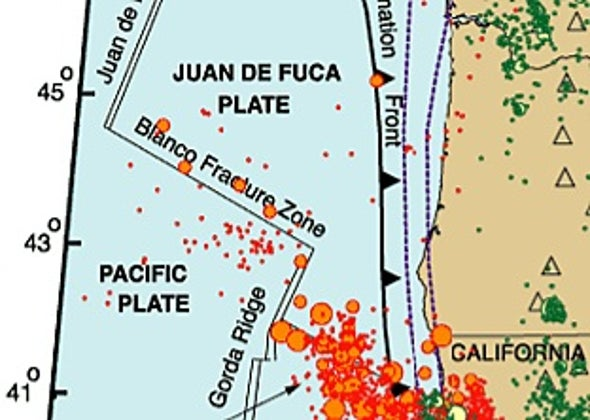 Why the Blanco Fault Zone Earthquake Is Fun, Not Fearsome