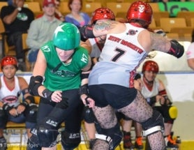 Survival, On the Roller Derby and Tenure Tracks