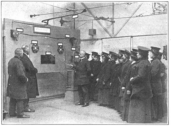 Women and the War, 1915 - Scientific American Blog Network