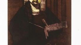 Dalí's Reinterpretation of Rembrandt's Self-Portrait