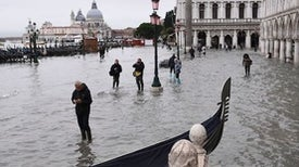 Venice Has Its Worst Flood in 53 Years
