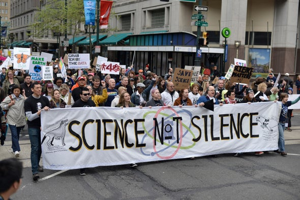 Government Scientists Are Censoring Themselves