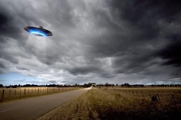 No E.T. Life Yet?