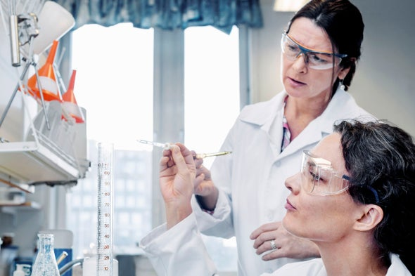 Good News: Women Helping Women in STEM