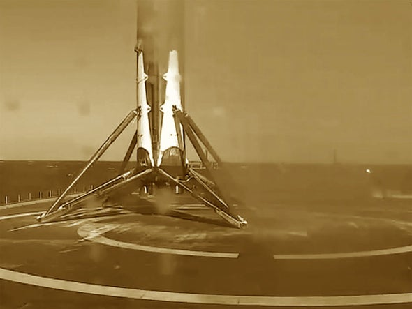 SpaceX, That Vision Thing and Mars