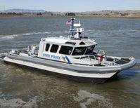 The Super Bowls Super Security Boat