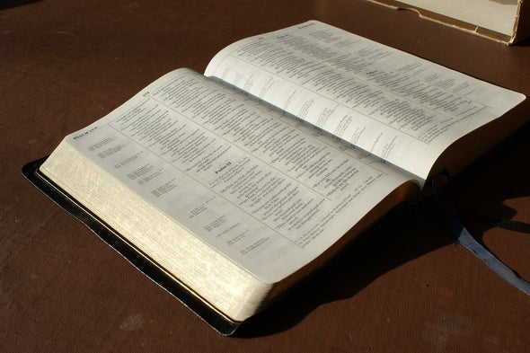 Diagonalizing the Psalms