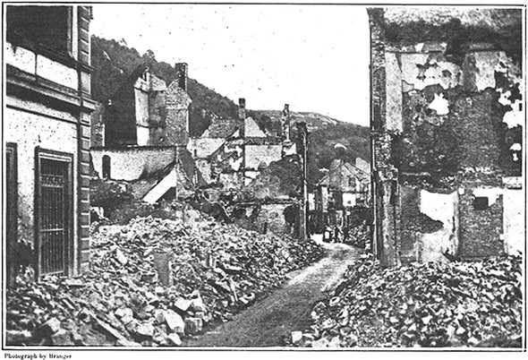 A Year of War, 1915