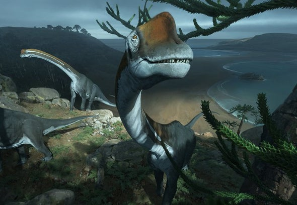 Paleo Profile: The Wyvern Dinosaur