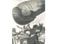 The Serious Work of Balloons, 1916